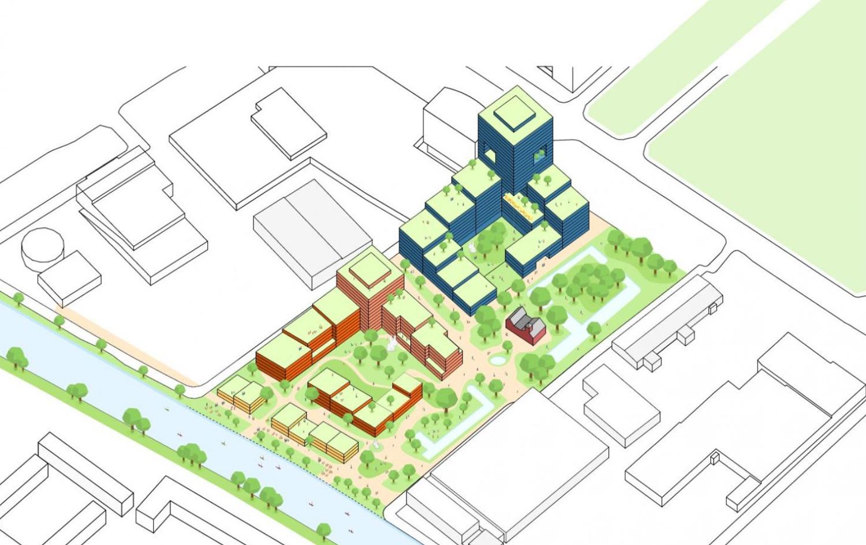 Binckhorst ontwerp