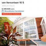 De laatste woning van het Spaardersbad is verkocht!!
