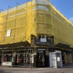 Start bouw aan de Kleiweg / Turfmarkt