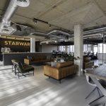 WHD heeft nieuw kantoor opgeleverd aan STARWARE