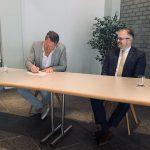 Samenwerkingsovereenkomst getekend met Gemeente Gouda voor Blokkerlocatie